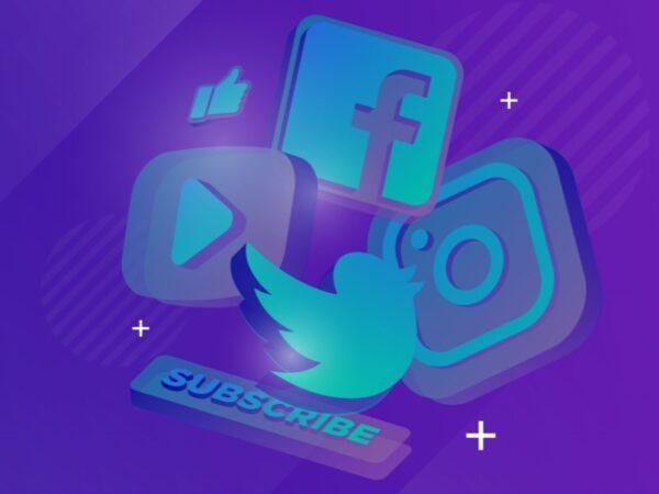 Создание страниц в социальных сетях